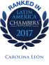 Senior Associate Carolina Leon ranked in Chambers Latin America