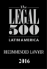 Senior associate Carolina Leon was recommended by Legal 500 in Real estate & Tourism