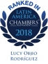 Partner Lucy Objio ranked in Chambers Latin America