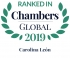 Partner Carolina Leon ranked in Chambers Global