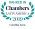 Partner Carolina Leon ranked in Chambers Latin America 2019