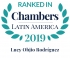 Partner Lucy Objio ranked in Chambers Latin America 2019