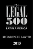 Partner Ricardo Pellerano was recommended by Legal 500 in Corporate & Finance and Real estate & Tourism